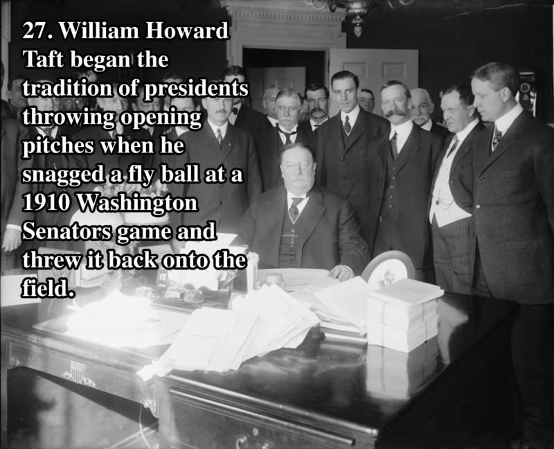 Taft Arizona Presidential