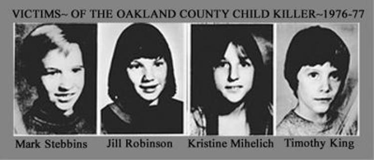 Victims of The Babysitter Killings