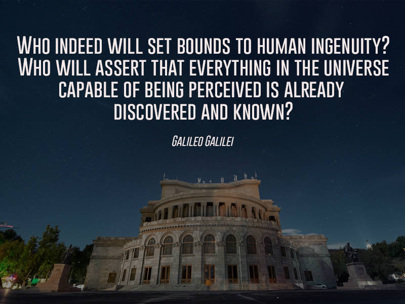 The Bounds Of Human Ingenuity