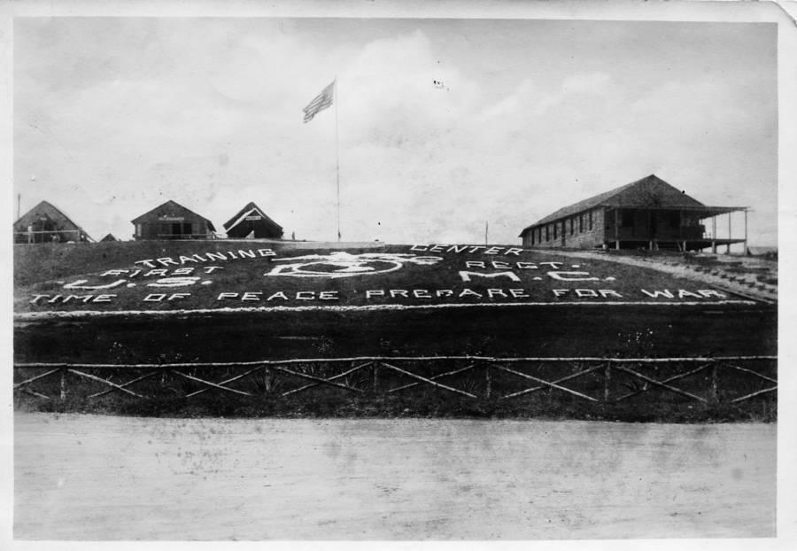 USMC base