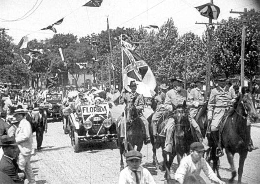 Veterans Jacksonville Parade