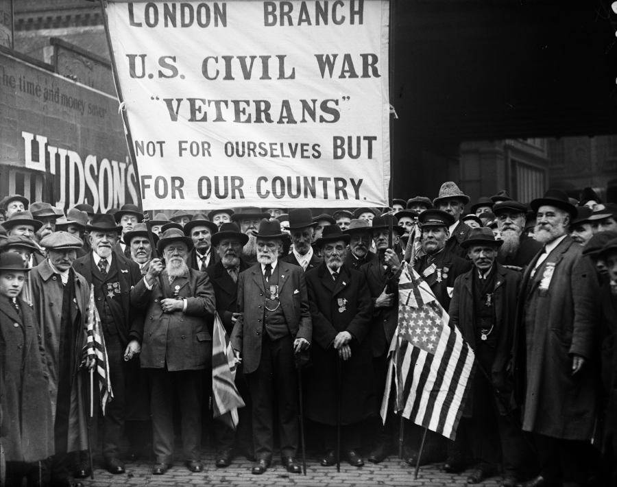 War Veterans London Branch
