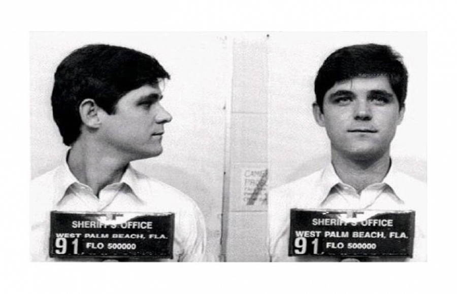 William Kennedy Smith Mugshot