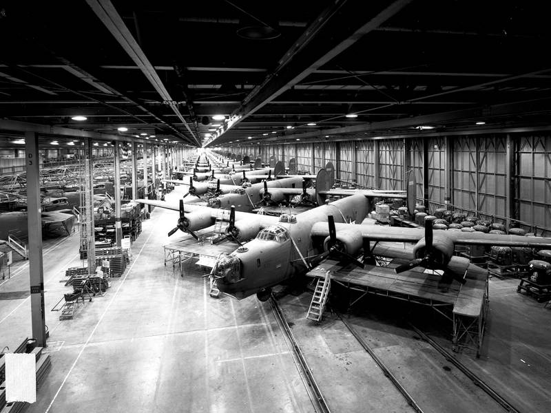 Willow Run Homefront Industry