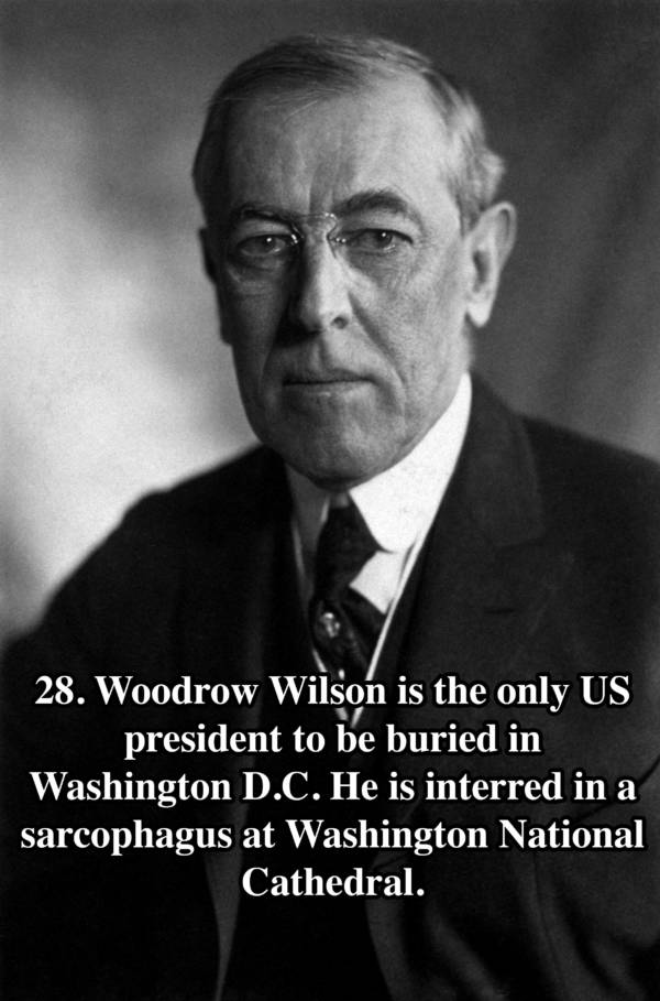 Woodrow Facts