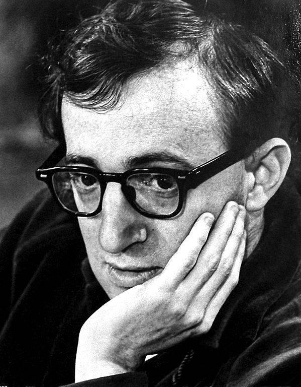 Woody Allen Glasses