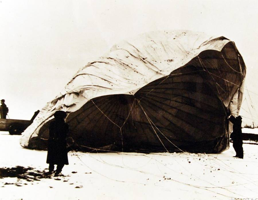 World War Ii Balloon