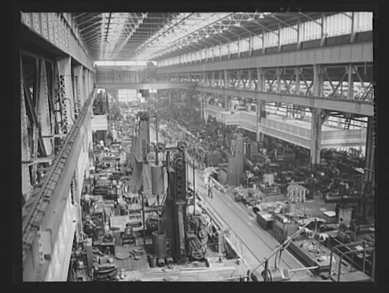 Ww2 Industry Navy Floor