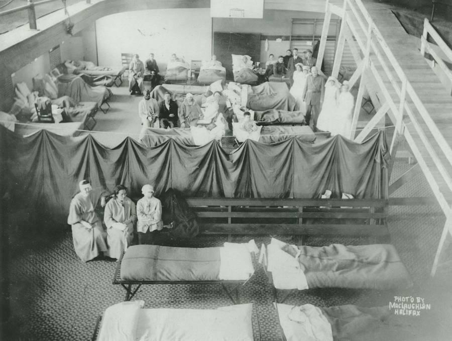 Ymca Emergency Relief Hospital