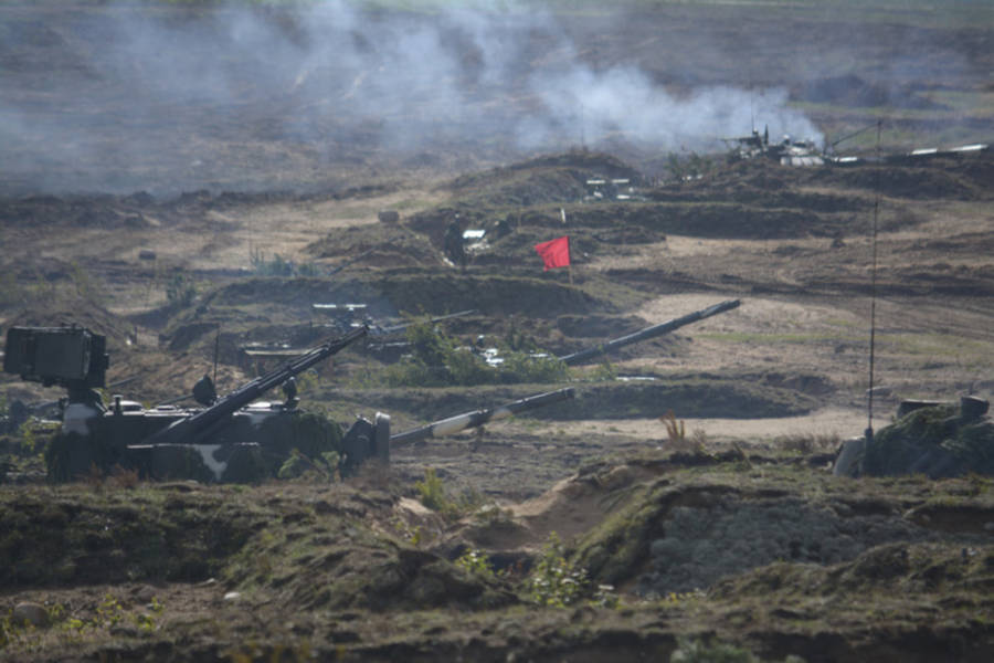 Zapad War Games
