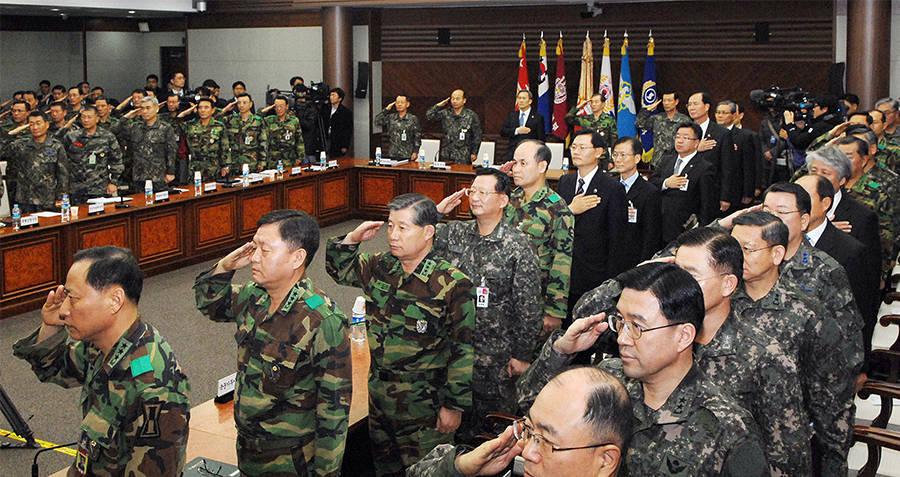 South Korea Making Blackout Bombs