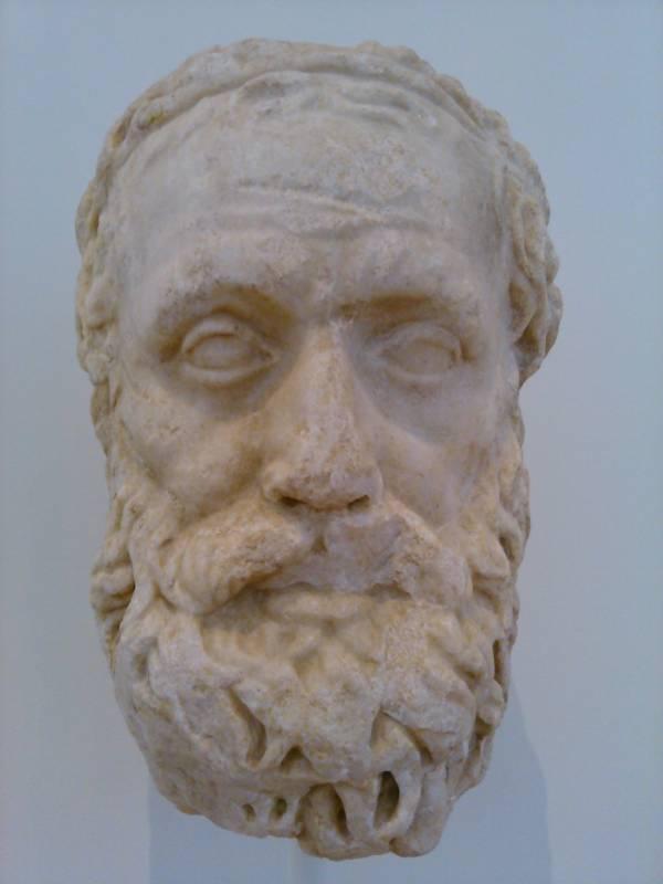 Aeschylus Bust