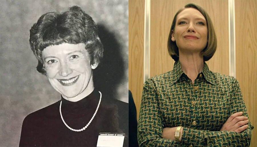 Ann Burress Wendy Carr