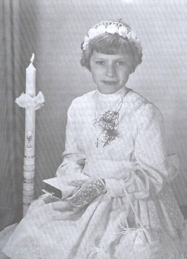 Anneliese Michel As A Child