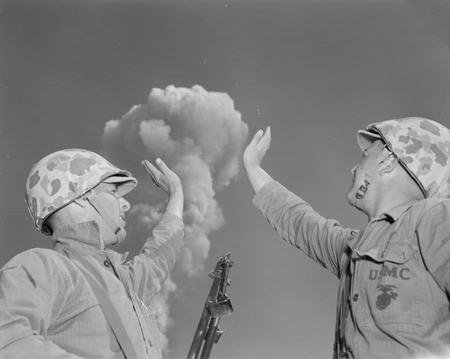 Atomic High Five