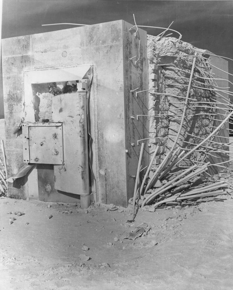 Bank Vault Nuclear Bomb