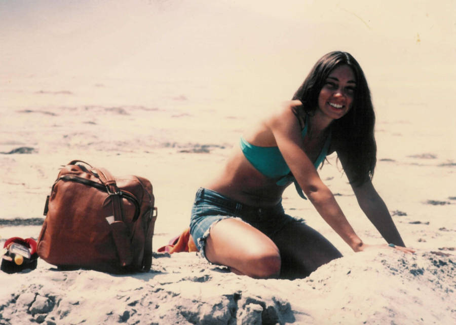 Beach Sand Bikini