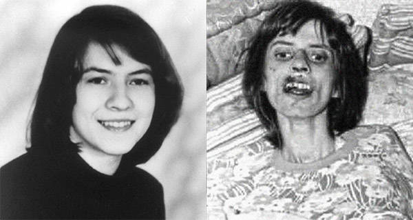 Anneliese Michel Photos Of The Real Life Exorcism Of