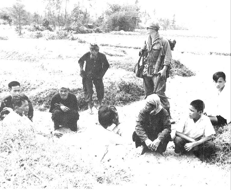 My Lai Prisoners