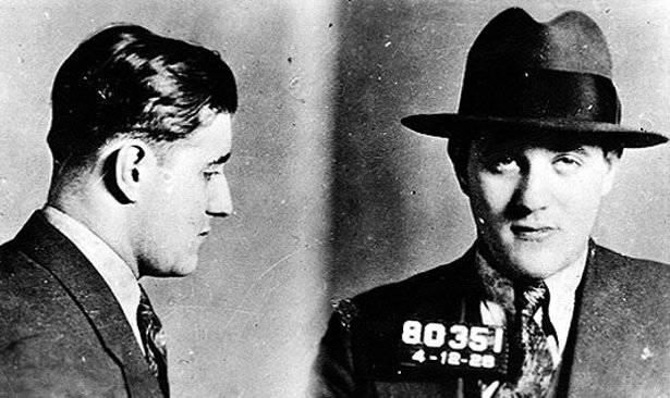 Benjamin Bugsy Siegel Mugshot