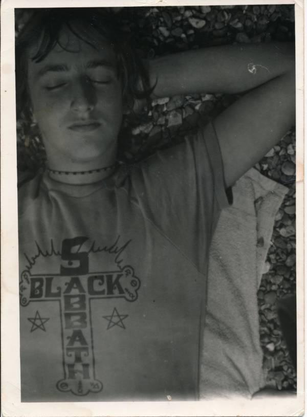 Black Sabbath Teen