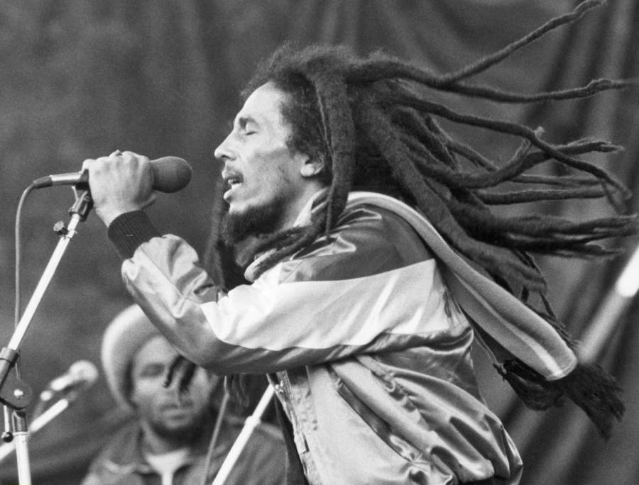 Bob Marley Iconic Photos