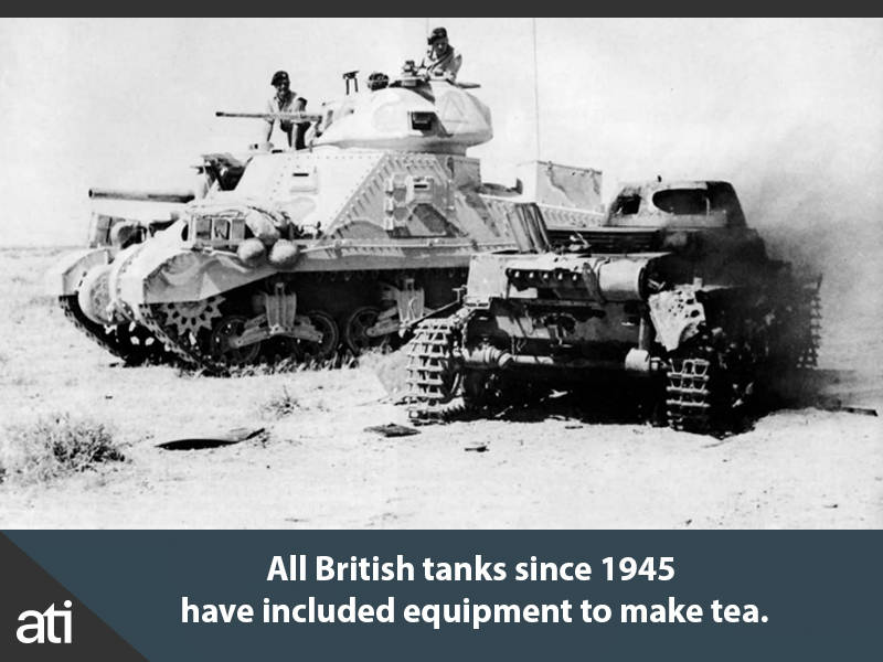 British Tanks