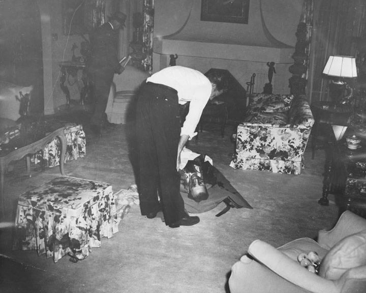 Bugsy Siegel Death