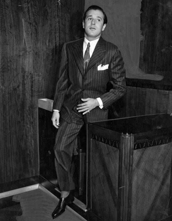 Bugsy Siegel In Court