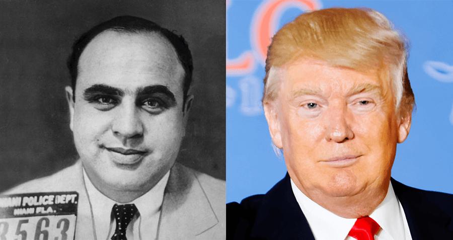 Capone Trump