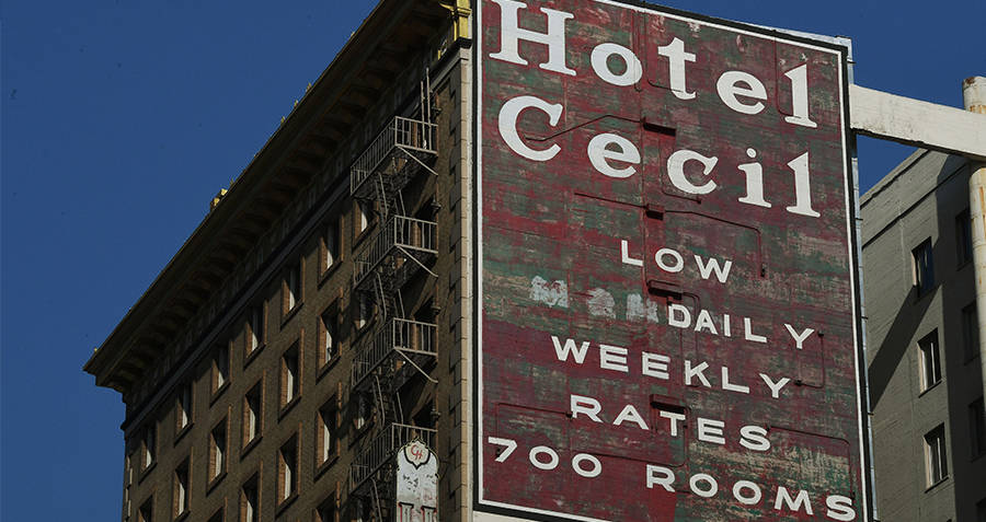 Cecil Hotel The Sordid History Of Los Angeles Most
