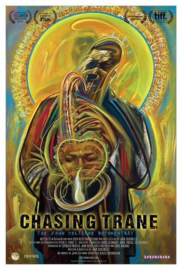 Chasing Coltrane