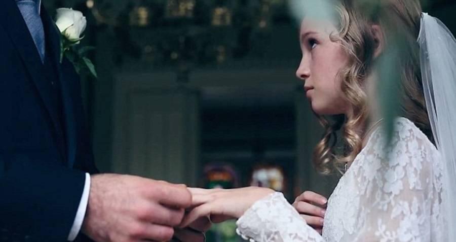 Child Brides Jewish Wedding