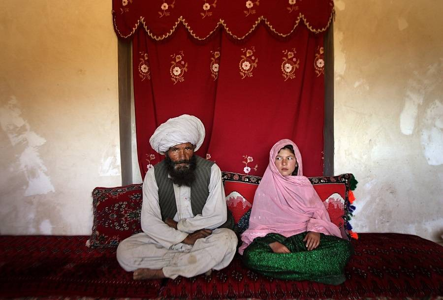 Child Marriages In Afghanistan