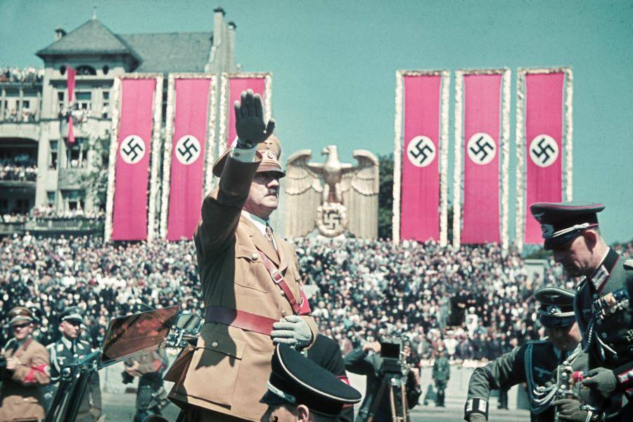 a history of the rise and fall of adolf hitler a nazi leader This nazi germany timeline includes critical dates that led to the rise and fall of the third reich adolf hitler became leader of the nsdp and took the title der.