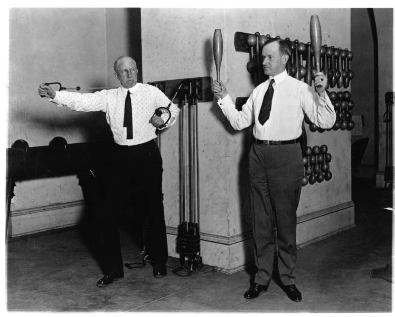 Coolidge Gym