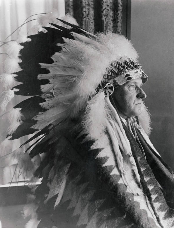 Coolidge Headdress
