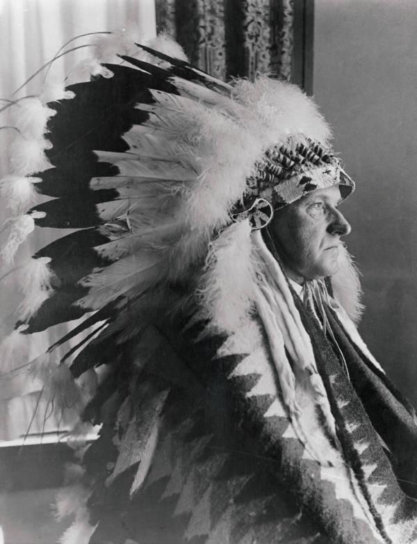 Coolidge Headdress