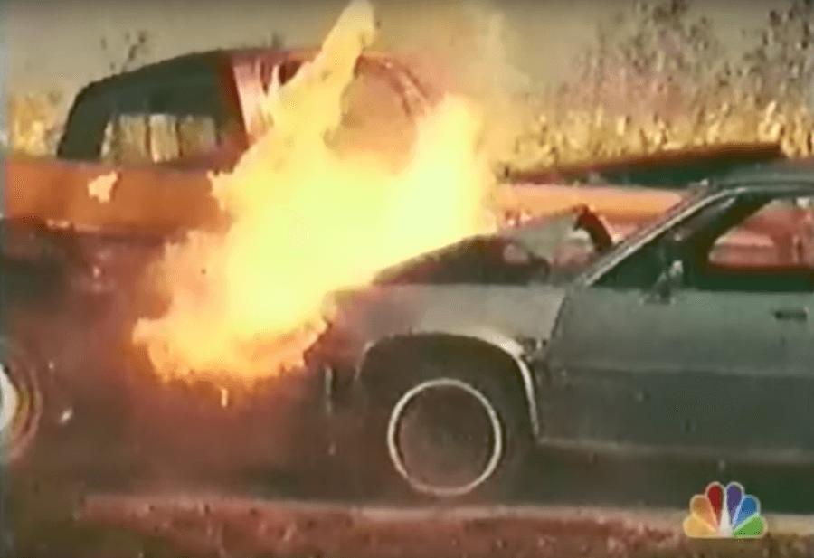 Crash Flames