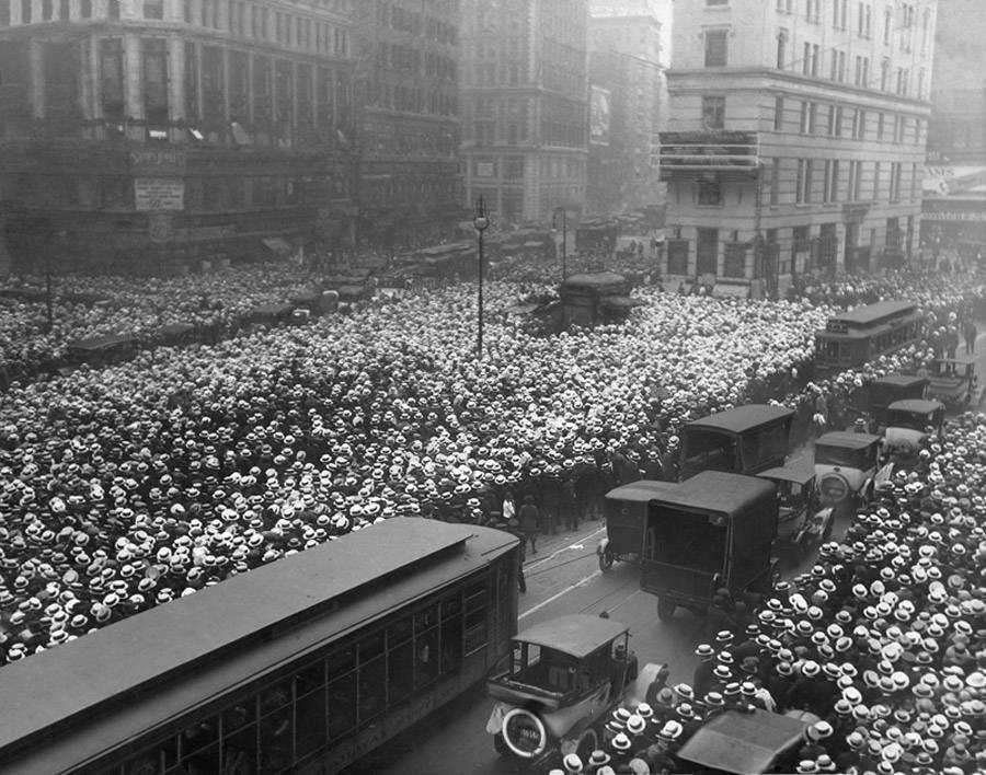 Crowd Hats
