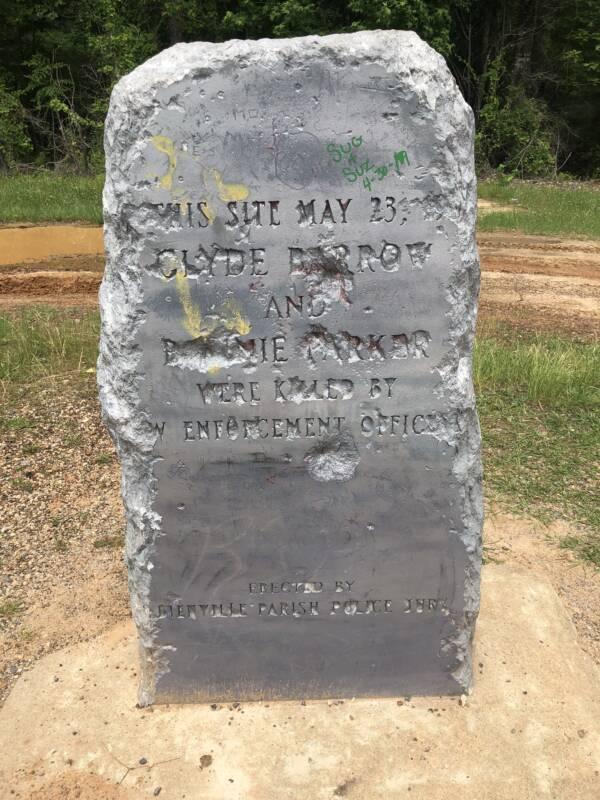 Death Marker In Louisiana