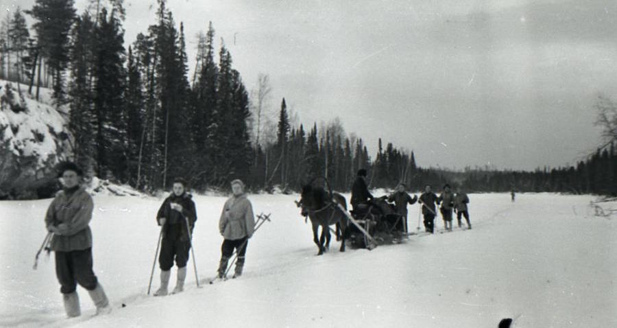 Dyatlov Pass Incident Hikers