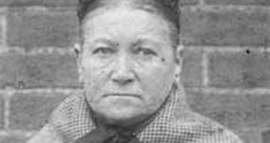 Amelia Dyer Mugshot