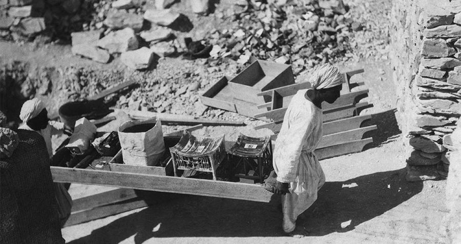 Tomb Excavation