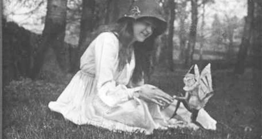 Fairie Cottingley