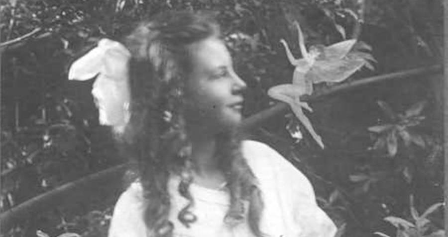 Fairie Girl Cottingley