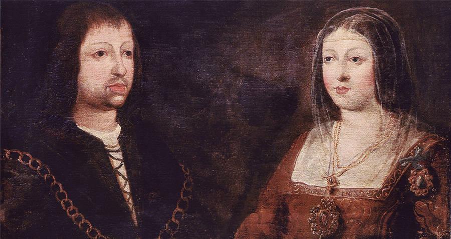 Ferdinand Isabella