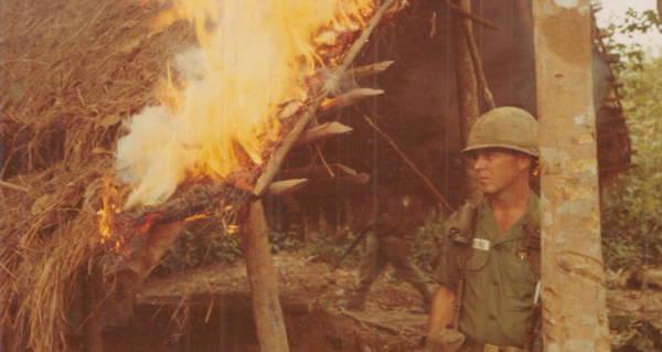 44 Declassified Vietnam War Photos The Public Wasn't Meant