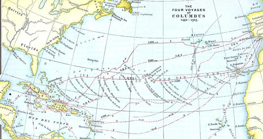 Four Voyages