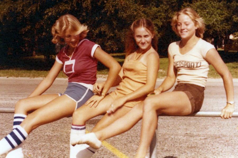 Girl Trio